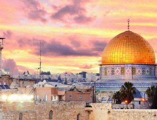 Paket Tour Aqsa 2020