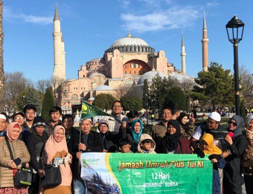 Sejarah Hagia Sophia Turki