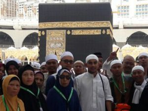 Umroh Tengah Ramadhan