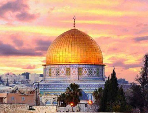 Paket Tour Aqsa Petra Mesir 2020